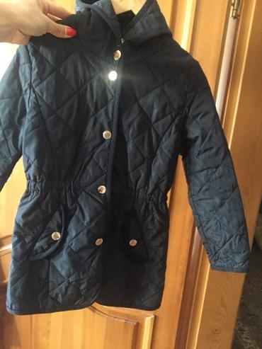 Детский мир в Баетов: Детская куртка Massimo Dutti  Б/у 5-6 лет цена -900 сом ! Звонить и пи