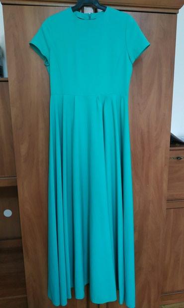 зеленое платье большого размера в Кыргызстан: Продаю платье всего за 350сом!! качество супер. сшито на заказ размер