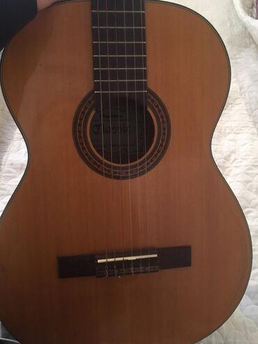 Классическая гитара Немецкая, В хорошем состоянии