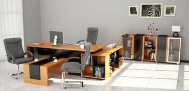 Bakı şəhərində İstenilen cur ofis mebellərinin sifarisi 455manatdan