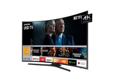 Bakı şəhərində Модель 55MU6300.Диагональ 140 см.Curved.Изогнутый экран.Uhd 4k.Smart.W