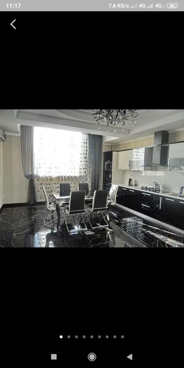Сдается квартира: 3 комнаты, 160 кв. м., Бишкек в Бишкек