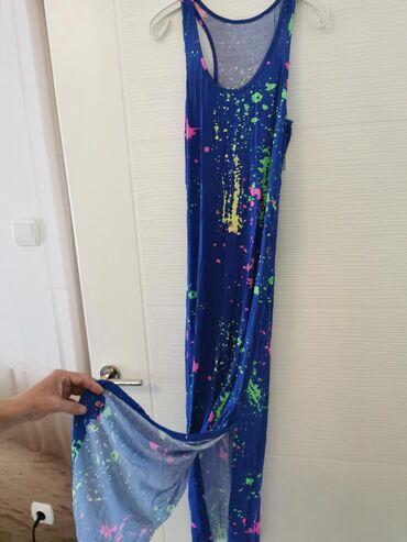 Haljine | Vrsac: Nova, dugacka haljinaRajfeslus ima sa stranePamuk, udobna, prati