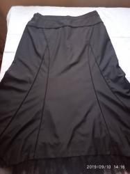длинную юбку в Кыргызстан: Продаю юбку, цвет черный, талия 85-95 см, длина 85 см. Новая, ни разу