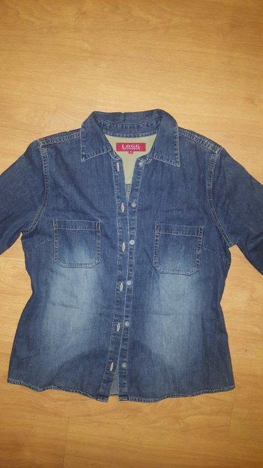 L.O.O.G teksas jaknica  ili kosulja vel. 38 - Prokuplje