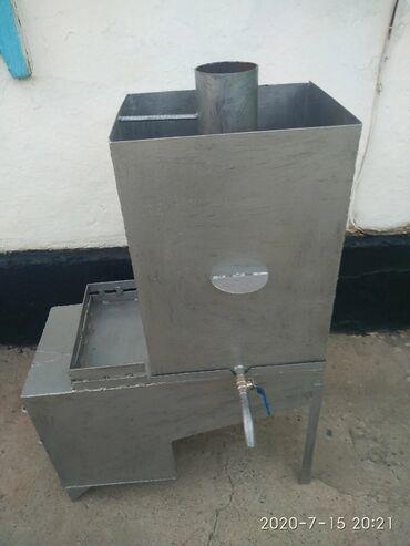 Баня.печка