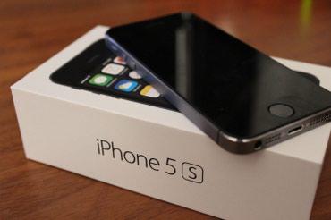Продаю Iphone 5S 16GB space gray. В комплекте З/У. в Бишкек