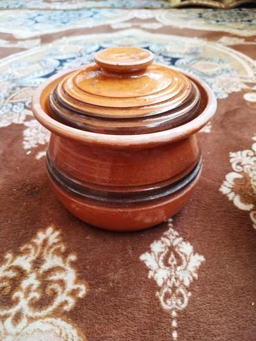 акустические системы 4 0 колонка череп в Кыргызстан: Горшочки для запекания (глиняные)0,5-0,6л