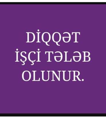 Маркетинг, реклама, PR в Азербайджан: Kuryer xanım teleb olunur. Salonun reklam vizitkartlarını paylamagcün