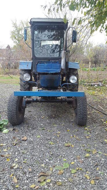 Трактор юто 404 - Азербайджан: Traktorun hec bir prablemi yoxdu 24 voltdu butun sistemi qosa