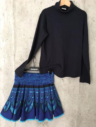 Svileni suknja - Srbija: POJEDINACNE CENE: Cena za komplet 1500 dinDESIGUAL SUKNJA (1500