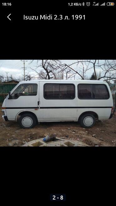 Isuzu - Кыргызстан: Isuzu 2.3 л. 1991