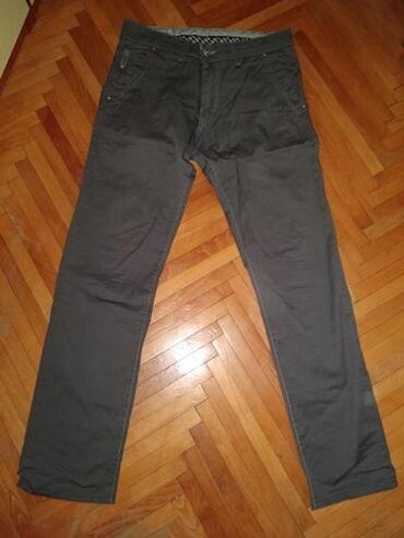 Respect, keper pantalone, dva puta nosene,100% pamuk, velicina 29
