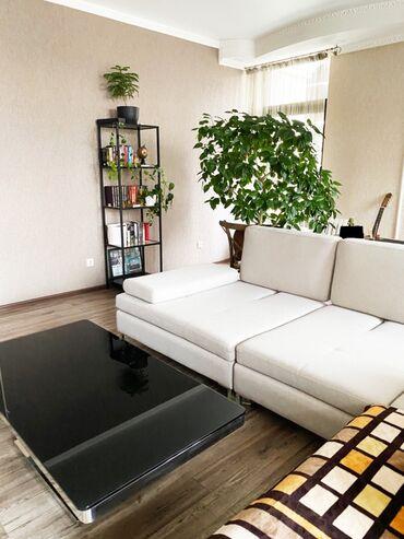 Долгосрочная аренда квартир - 3 комнаты - Бишкек: 2 комнаты, 88 кв. м С мебелью