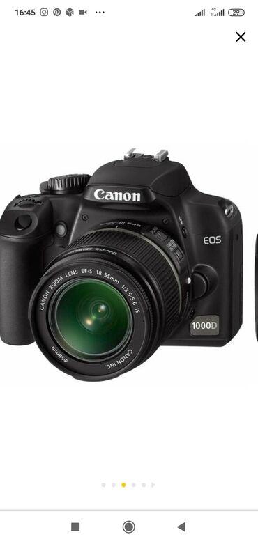Фото и видеокамеры - Кыргызстан: Canon D1000, с сумкой и флешкой. Все работает, в отличном состоянии