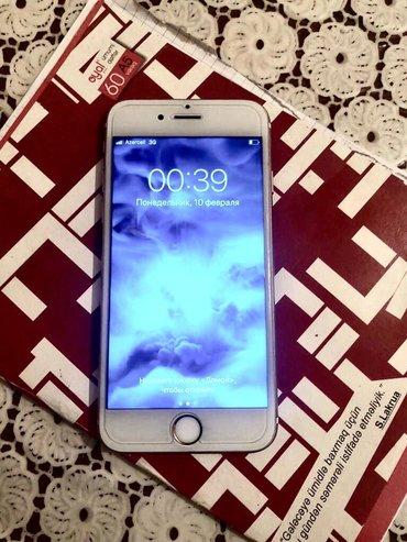 - Azərbaycan: İşlənmiş iPhone 6s Boz (Space Gray)