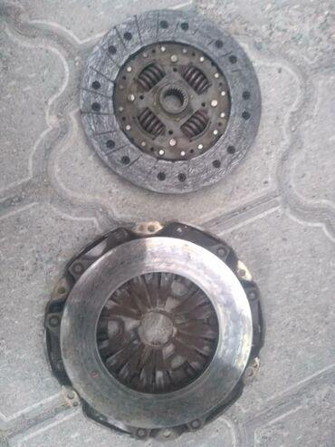 Б/у диск сцепления Mercedes - Benz Vito 639 115 CDI 2.2