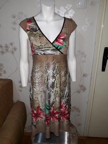 Viskozna haljina,M-L vel.duz.78 cm....za dve haljine od 800 din.,cena - Smederevo