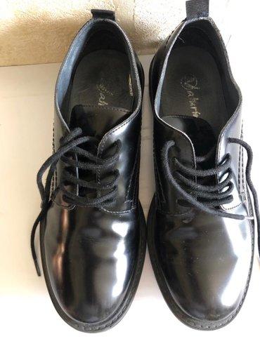 детская пляжная обувь в Азербайджан: Детская классическая кожаная обувь Naturino ( Италия ) ( б/у) В отличн