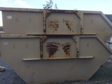 Продаю контейнеры 2 шт (объем 7 кубов, грузоподъемность 12 тонн)