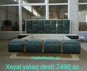 Bakı şəhərində Yataq destleri yeni nesil