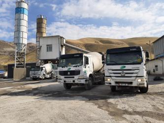 Бетон, строительный раствор в Кыргызстан: Бетон!Компания ЭРА продает товарный бетон с доставкой собственными