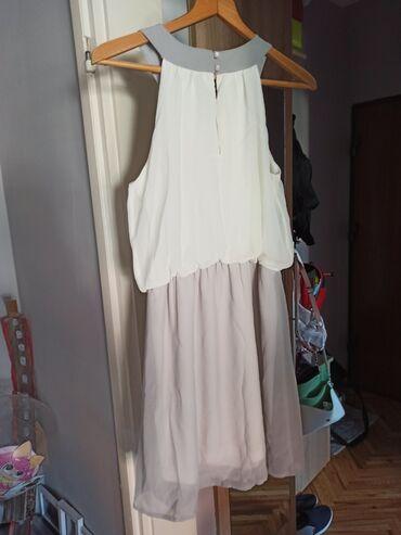 Haljine - Sremska Kamenica: Letnja haljina S velicina. Tek par puta obucena. Kao nova je!