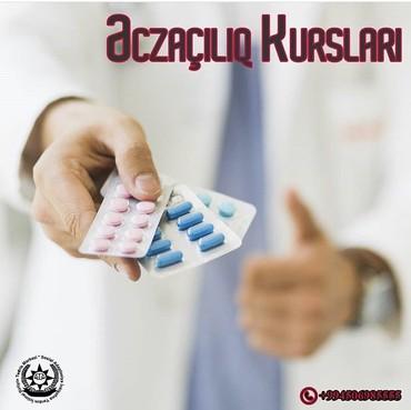 Bakı şəhərində Əczaçılıq kursu