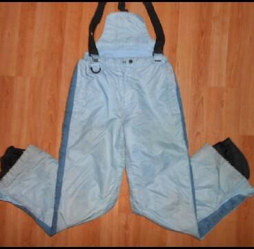 Pantalone ski obim - Srbija: Ski pantalone vel. 164 za uzrast od 14-16 godinadimenzije su