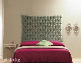 """Дизайнерская кровать """"albina"""" с шикарной в Бишкек"""