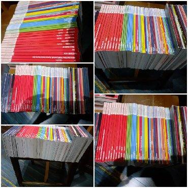 Knjige, časopisi, CD i DVD | Pozega: 74 knjige blic bibliotekaKnjige prodaja novo,kao