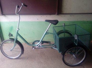 Novi tricikli za odrasle sa točkovima od 20 cola kao nekadašnji poni. - Pancevo