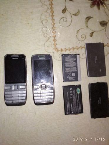 Nokia e 52 zapcast kimi satilir ikisine 70 azn gence endirim var - Gəncə