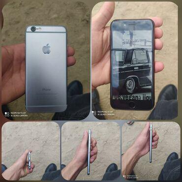apple isə 6 b - Azərbaycan: IPhone 6s 16 GB Boz (Space Gray)