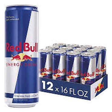 Red Bull Energy Drink, Sugar Free, 12 Pack of 16 Fl Oz, Sugarfree σε Mithymna