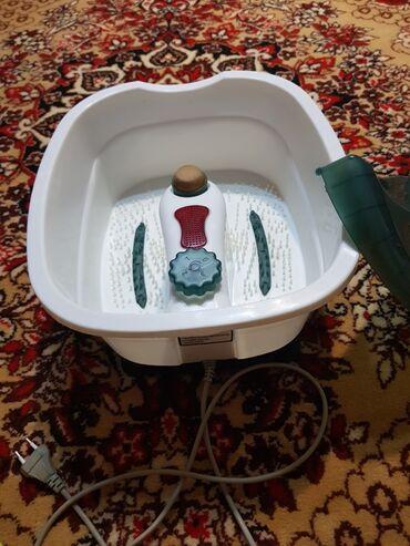 Ванночка для педикюра с подогревом