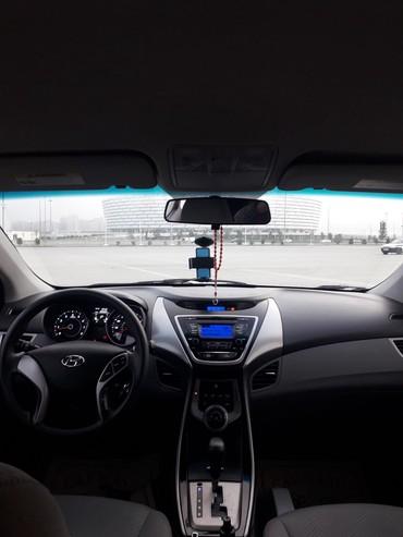 Bakı şəhərində Hyundai Elantra 2013