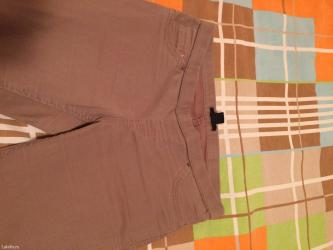 Pantalone-hm-duboke - Srbija: Hm pantalone bez rajfeslusa, jako lepo stoje. Za sve informacije
