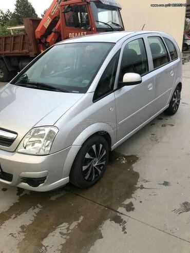 Opel Meriva 1.2 l. 2007   249000 km