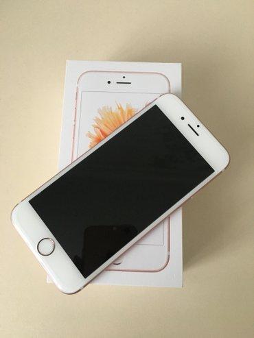 Sumqayıt şəhərində Iphone 6 s roz qold