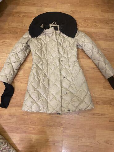 Зимняя куртка размер 42-44