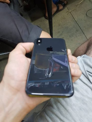 Iphone X 64 gb состояние идеал полный комплект  в Бишкек