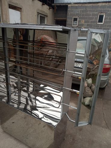 Гриль аппарат печь газовый из нержавеющей стали в Бишкек - фото 2