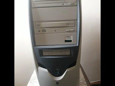 Asus-p535 - Srbija: Prodajem polovan desktop računar, sledeće kongifiguracije. Amd athlon