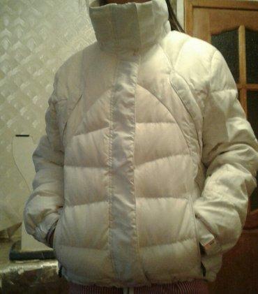Куртка белая рр 46-48 в Бишкек