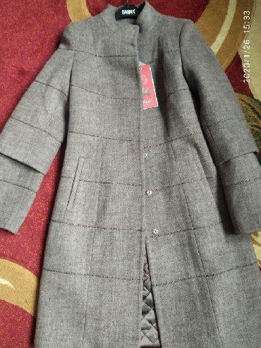 турецские пальто в Кыргызстан: Продаю пальто новое, состояние отличное! Размер 44-46 (турецский 38)