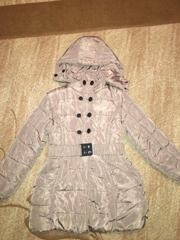 Dečije jakne i kaputi | Novi Pazar: Jakna za devojcice. Nosena vrlo malo, nema znake koriscenja. Broj 12!