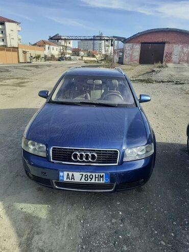 Audi A4 2.5 l. 2003 | 241000 km