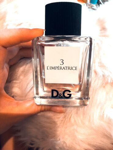 Духи Dolce&Gabbana FR f 3 L'Imperatrice Pour Femme.Оригинал.Меньш