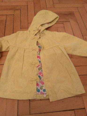 американская детская одежда в Азербайджан: Детские ветровки, жёлтые. на 3-4 года